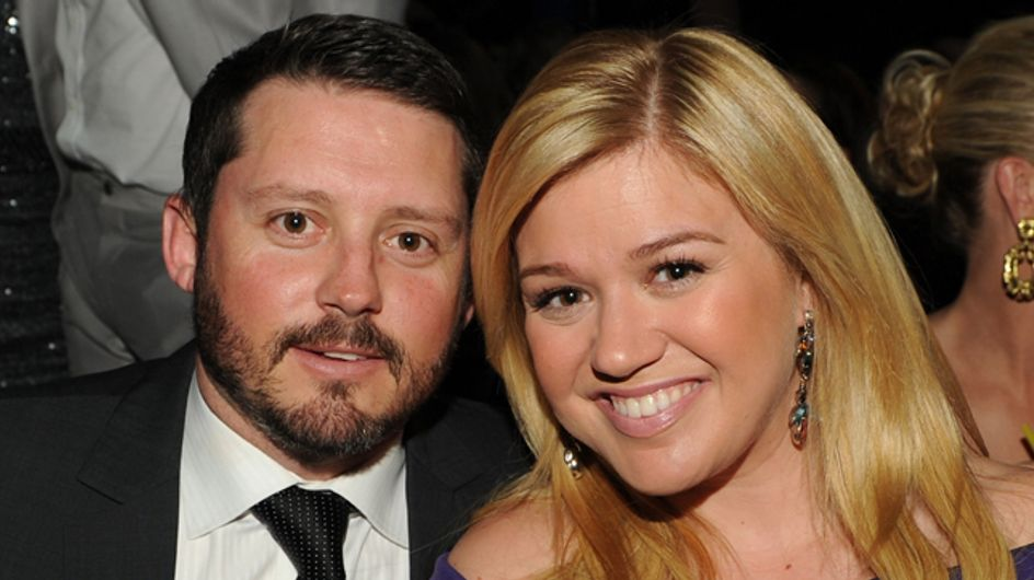 Kelly Clarkson pregnant with first child