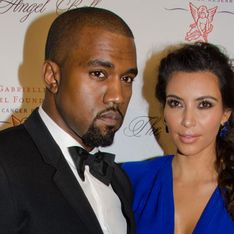 "Kanye West describes him and Kim Kardashian as ""a love story for the ages"""