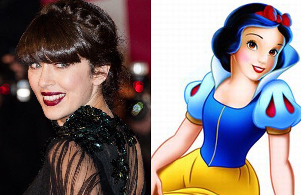Nolwenn Leroy, Joyce Jonathan… Si les stars étaient des princesses Disney