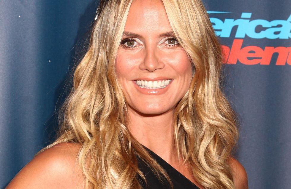 Heidi Klum : Enceinte de son cinquième enfant ?