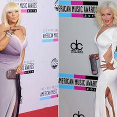 Christina Aguilera: Zwischen diesen Bildern liegt nur ein Jahr!