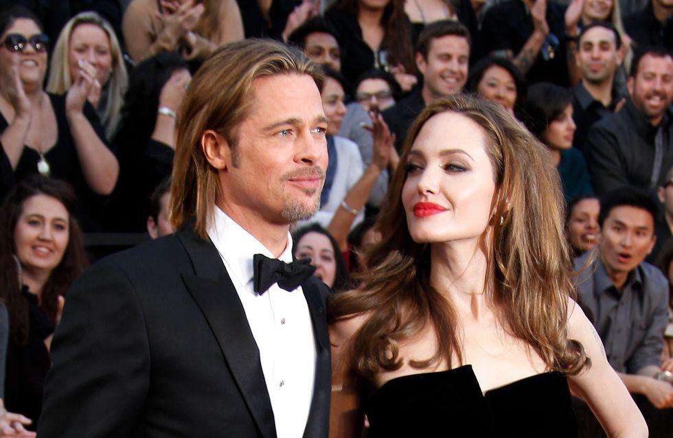 Jolie regala un'isola a Pitt