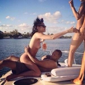 Rihanna e il rapper
