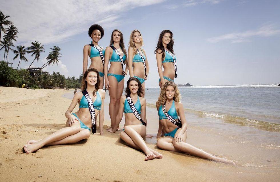 Miss France 2014 : Découvrez les Miss en maillot (photos)