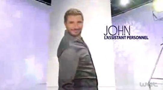 John, l'assistant de Nabilla
