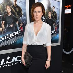 Rumer Willis : Elle pose en sous-vêtements (Photo)