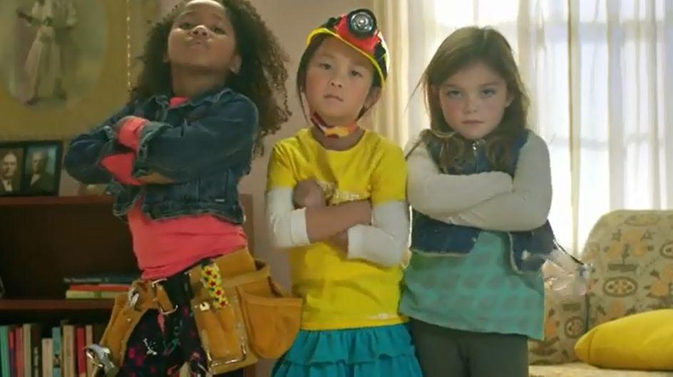 GoldieBox : Les jouets anti-sexistes qui font polémique (vidéo)