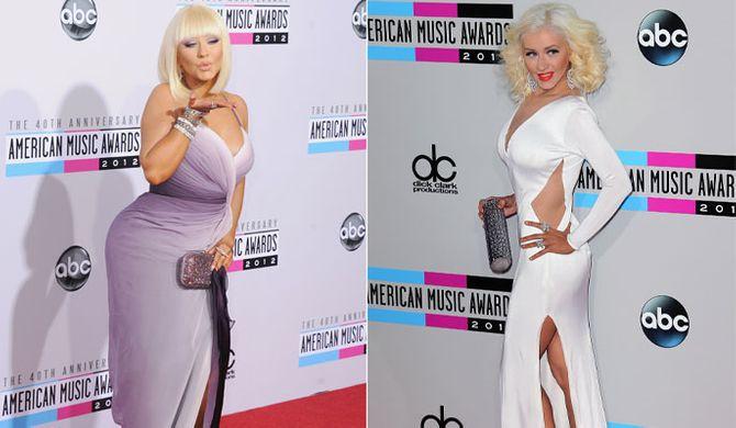 Christina Aguilera 2012 & 2013