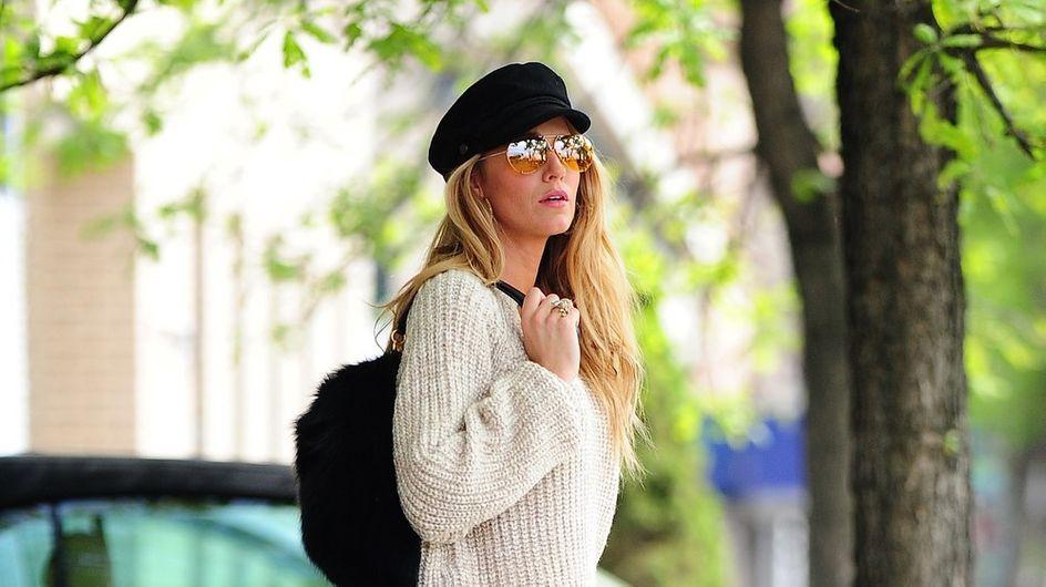 Blake Lively : On copie son look chic et tendance pour l'hiver