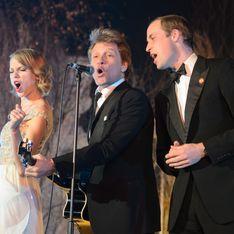 Gesangstalent: Prinz William rockt mit Jon Bon Jovi & Taylor Swift