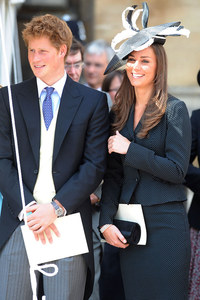Prince Harry and Kate Middleton