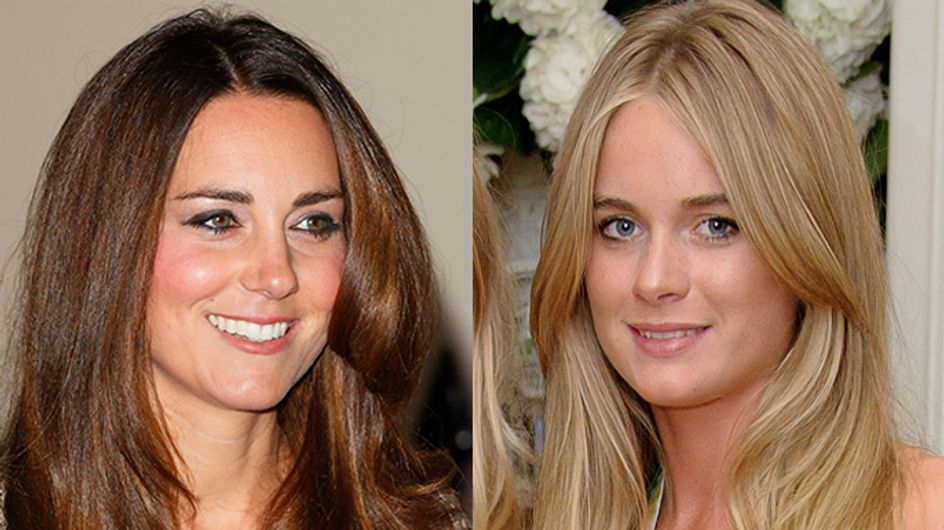 """Prince Harry is not happy with Cressida Bonas' """"Kate-over"""""""
