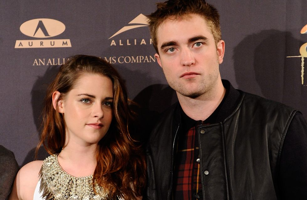 Robert Pattinson: Feiertage mit Kristen Stewart?