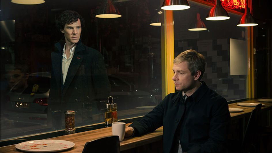 The synopsis for the first episode of Sherlock season 3 has been released!