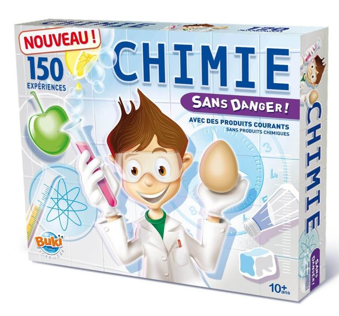 Chimie sans danger