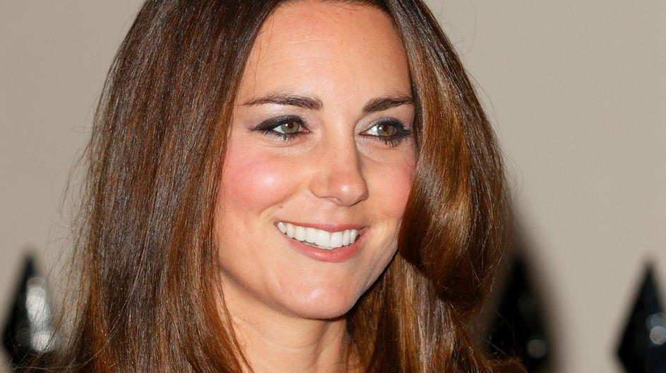 Kate Middleton : On copie son maquillage scintillant pour les Fêtes