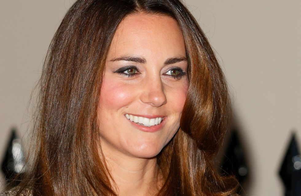 Kate Middleton : On copie son maquillage scintillant pour les Fêtes
