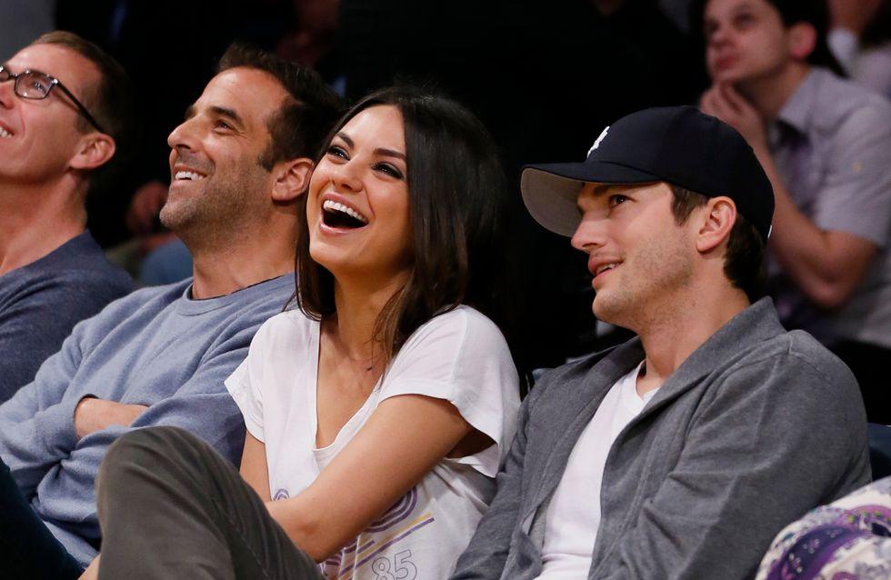 Ashton Kutcher y Mila Kunis, ¿embarazados y con boda a la vista?