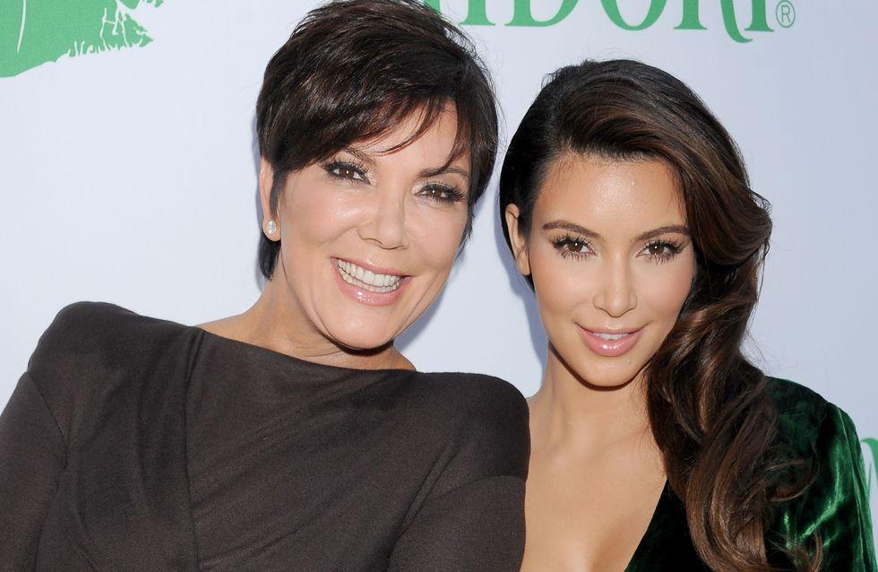 Kim Kardashian : Sa mère est une cougar