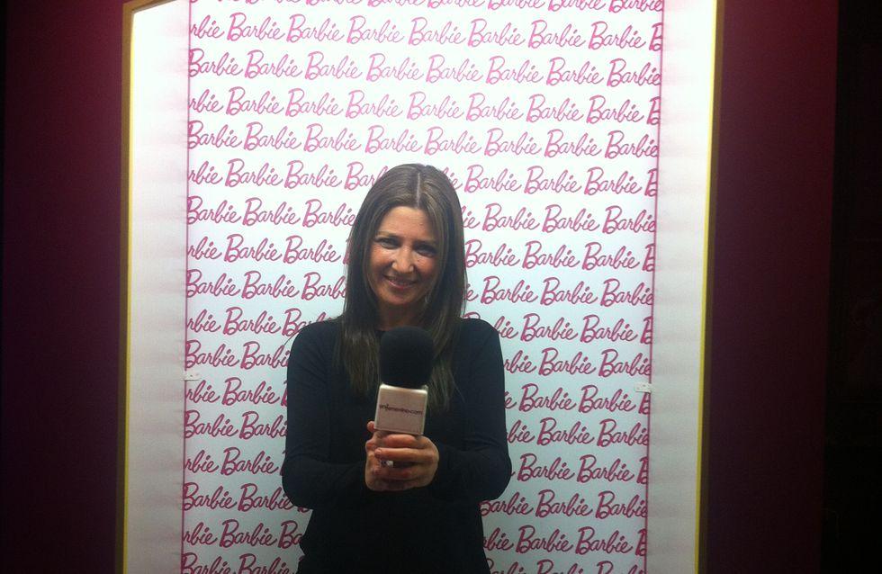 Sara Baras se convierte en una perfecta Barbie