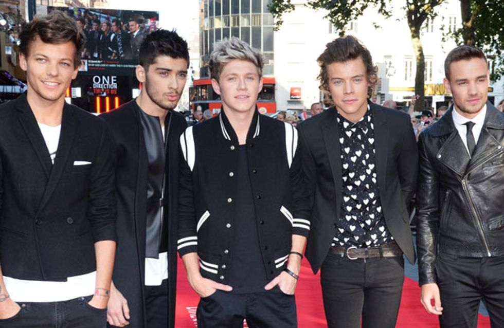 Niall Horan reveals his Christmas present plans for Harry Styles and the rest of 1D