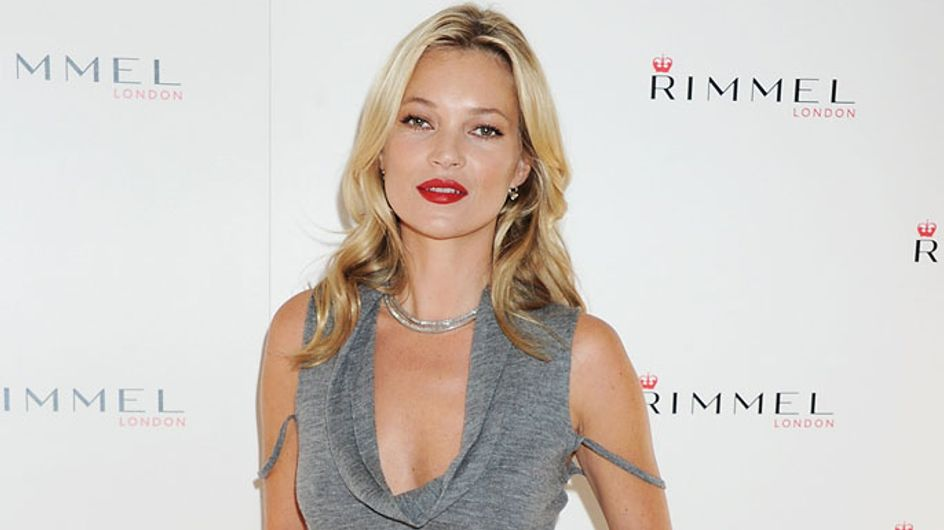 Kate Moss receives Special Recognition British Fashion Award