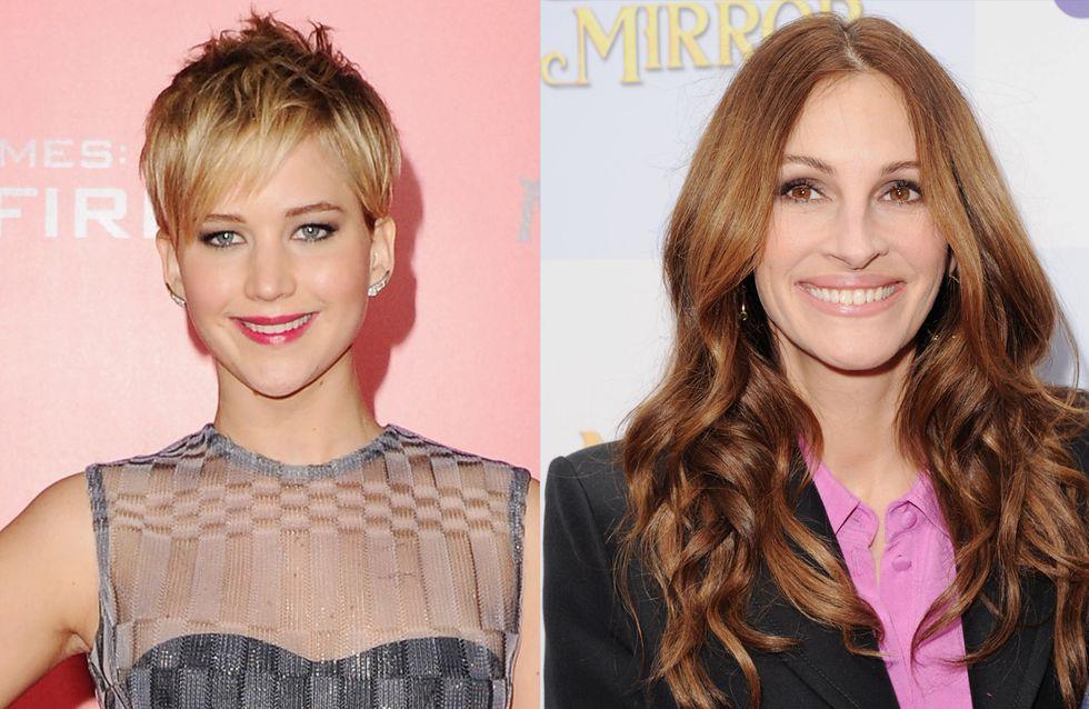 Jennifer Lawrence et Julia Roberts : Un clash à Hollywood