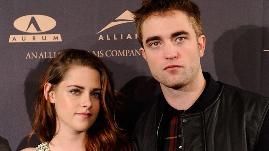 Robert Pattinson didn't appear at Kristen Stewart's Thanksgiving