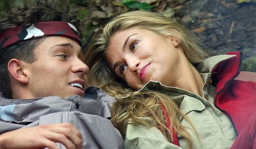 Joey Essex and Amy Willerton