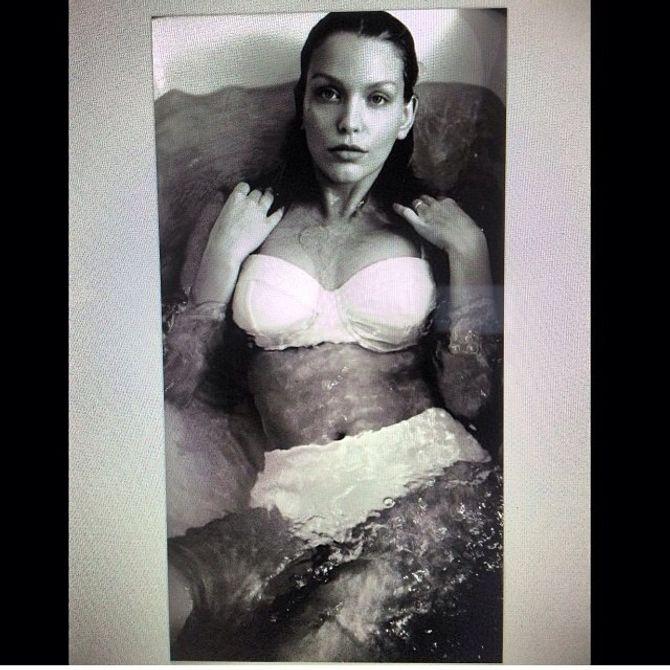 """Leah Kelley : Le mannequin """"grande taille"""" qui fait le buzz"""