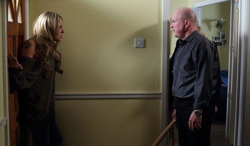 Roxy tells Phil not to hurt Alfie