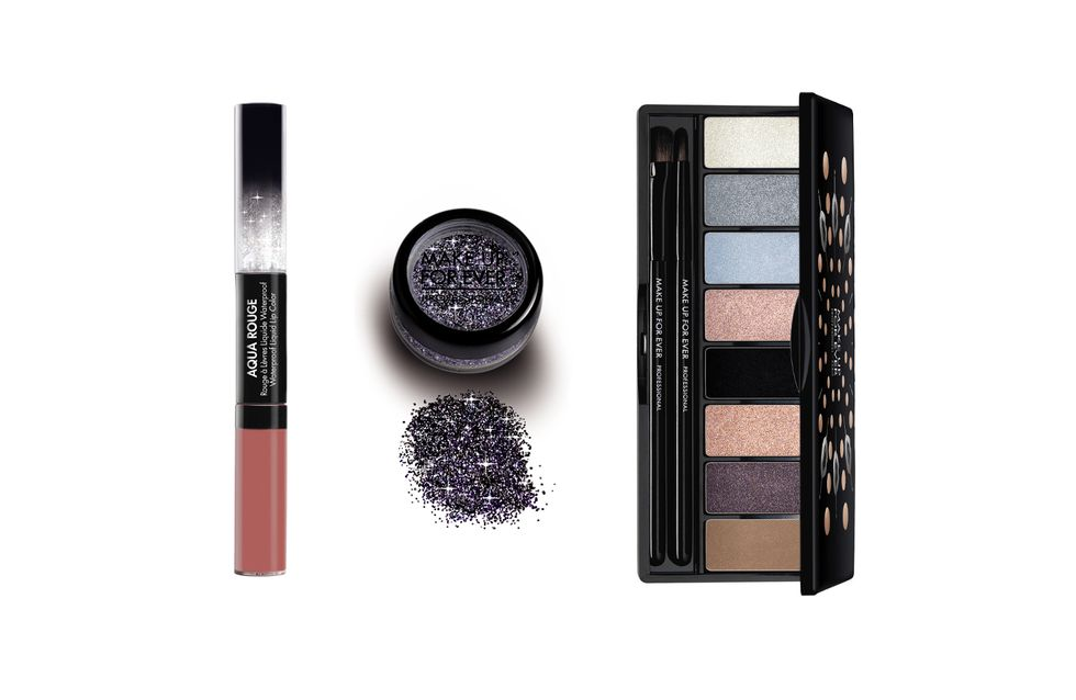 Make Up For Ever : On shoppe la collection Midnight Glow pour les Fêtes