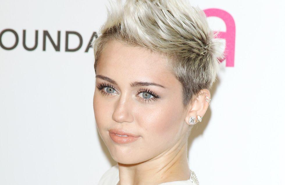 Miley Cyrus : Personnalité de l'année du Time ?