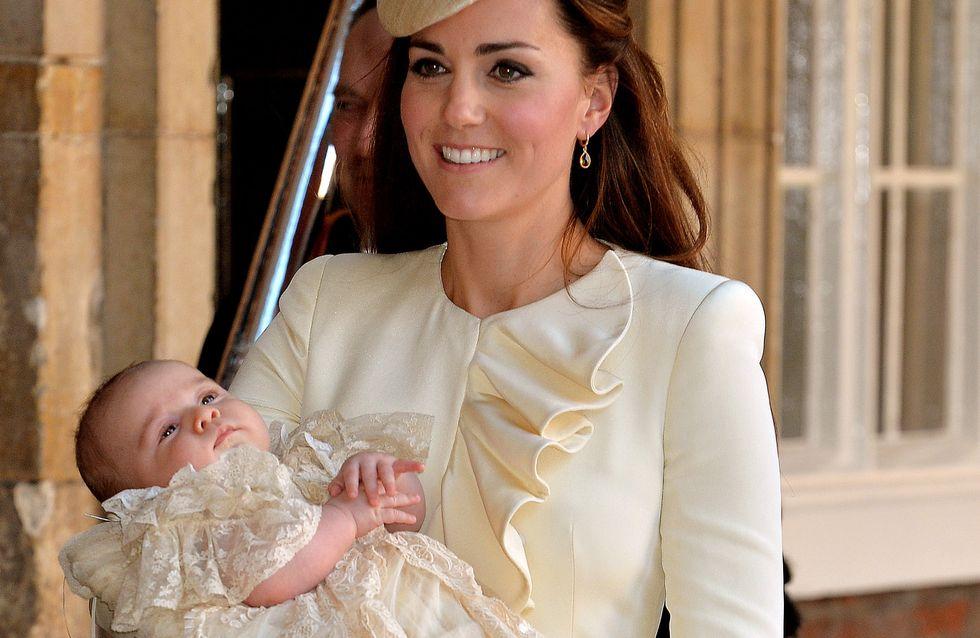 Kate Middleton : Le cadeau insolite d'une tribu kenyanne au prince George !