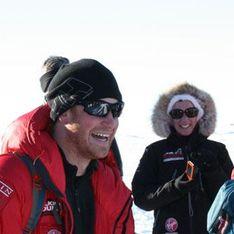 Prince Harry : Il affronte l'extême pour la bonne cause (vidéo et photos)
