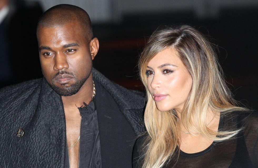 Kim Kardashian : Sans culotte pour un selfie sexy (photos)