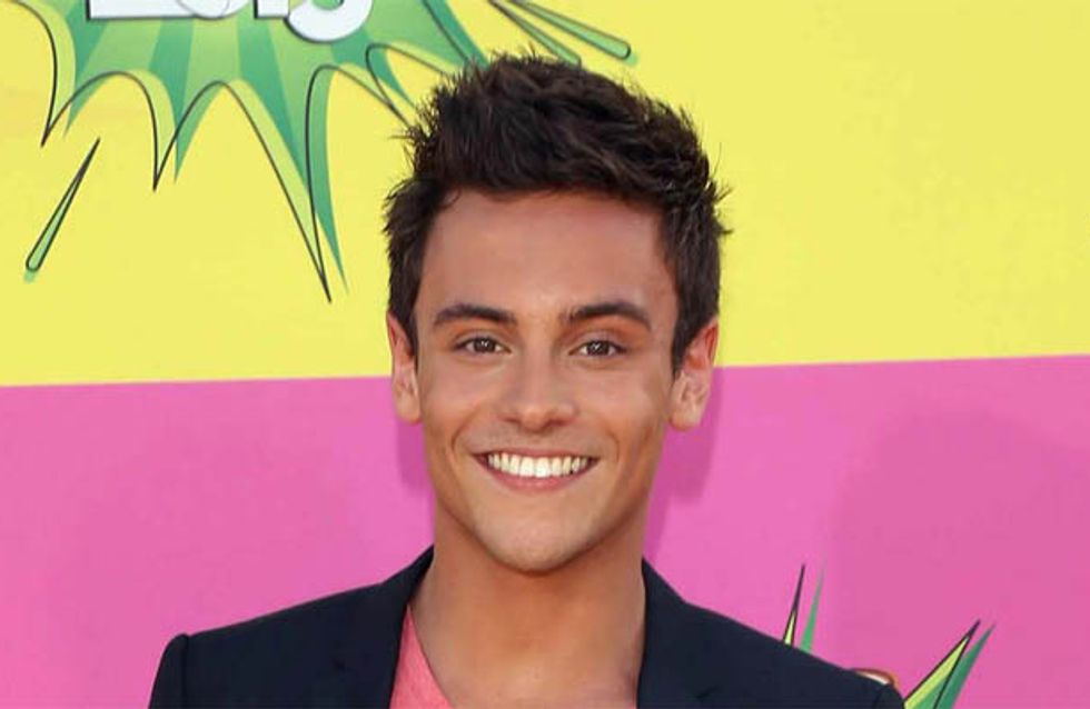 WATCH: Tom Daley has revealed he is gay in a YouTube video
