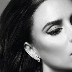 Victoria Beckham guest edits the Christmas issue of Vogue Paris