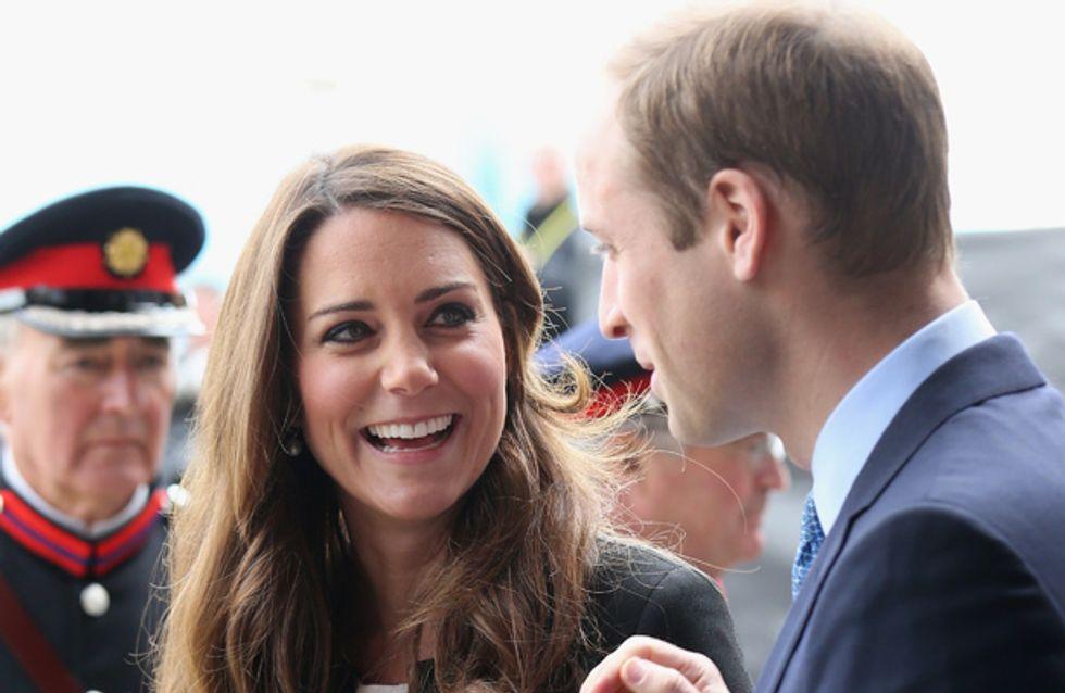 Kate Middleton bringing mum along on tour as Prince George's nanny