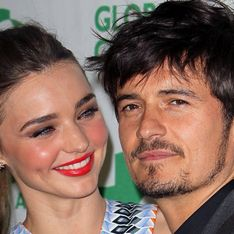 Miranda Kerr and Orlando Bloom's family day together as her new man is revealed