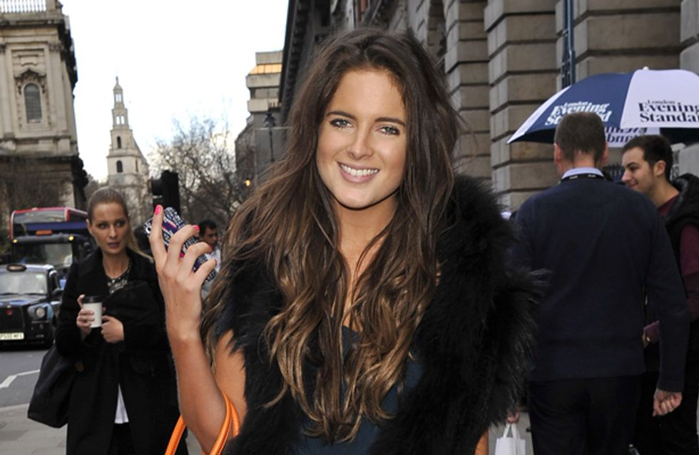 Binky Felstead reveals her Christmas presents for Made In Chelsea pals