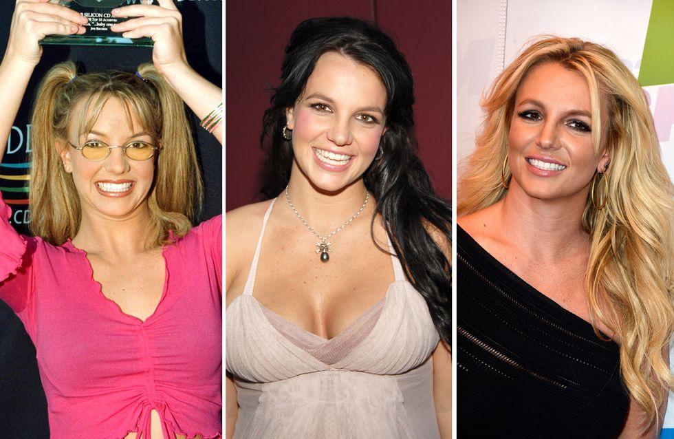 Britney Spears, retour sur 15 ans de looks