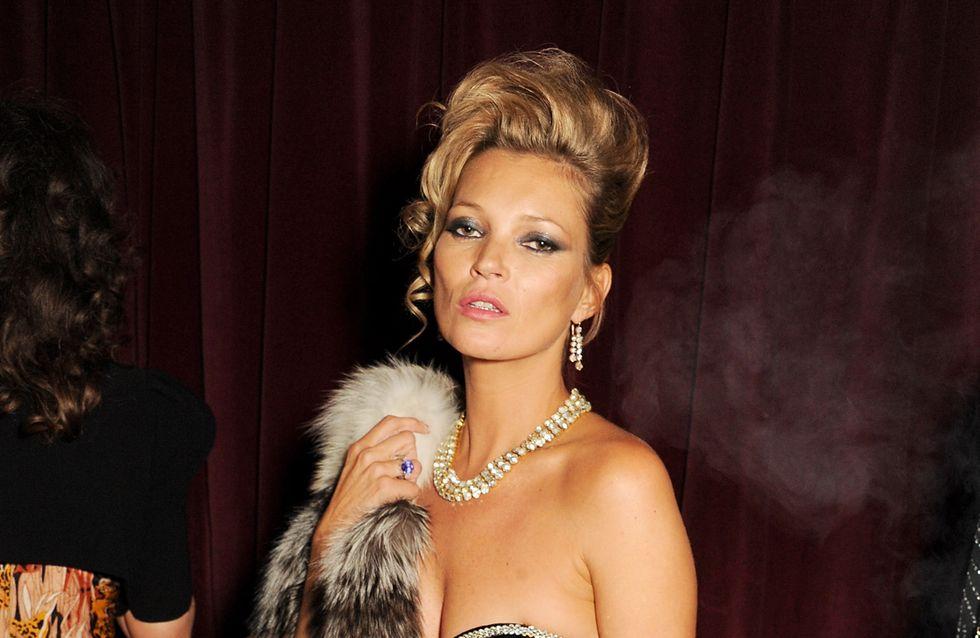 Kate Moss : Elle crée la surprise en Une de Playboy ! (Photos)