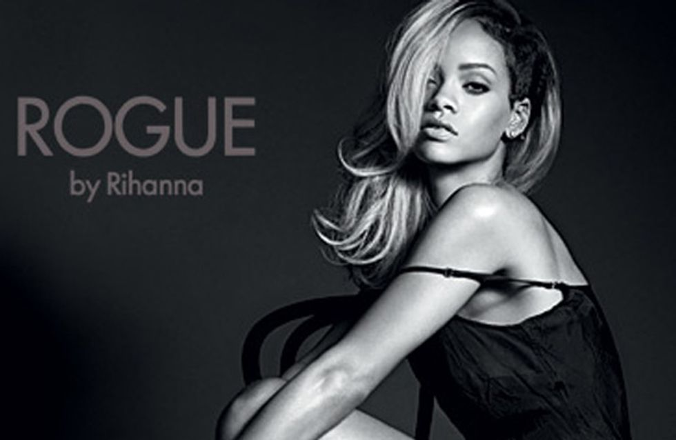 Rihanna : Confidences autour de son parfum Rogue