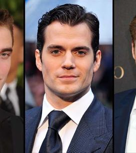 Robert Pattinson, Henry Cavill, Liam Hemsworth : Qui est le plus sexy ?