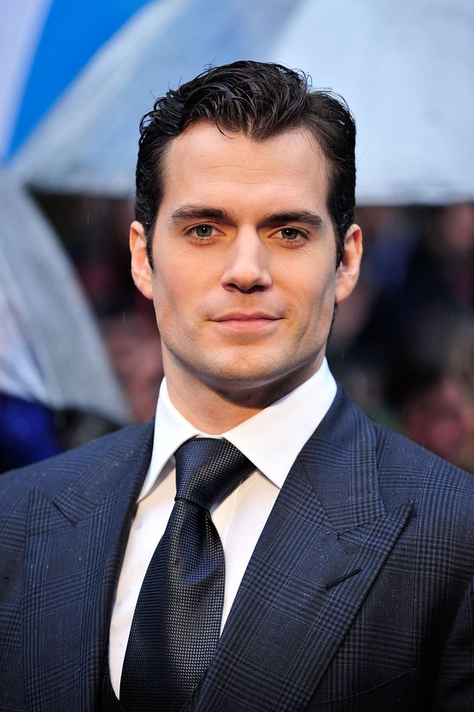 Henry Cavill, homme le plus sexy