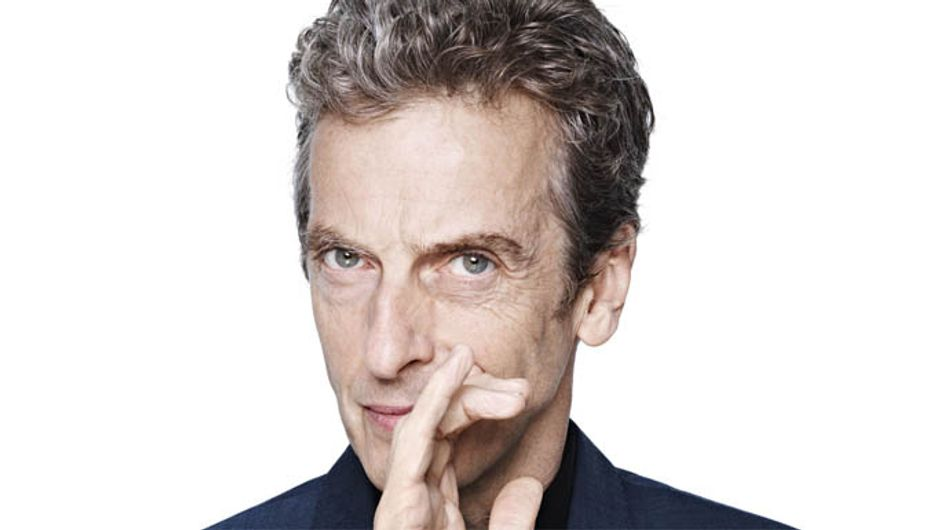 Peter Capaldi will be 'a whole new kind of Doctor' in the Doctor Who 2013 Christmas special