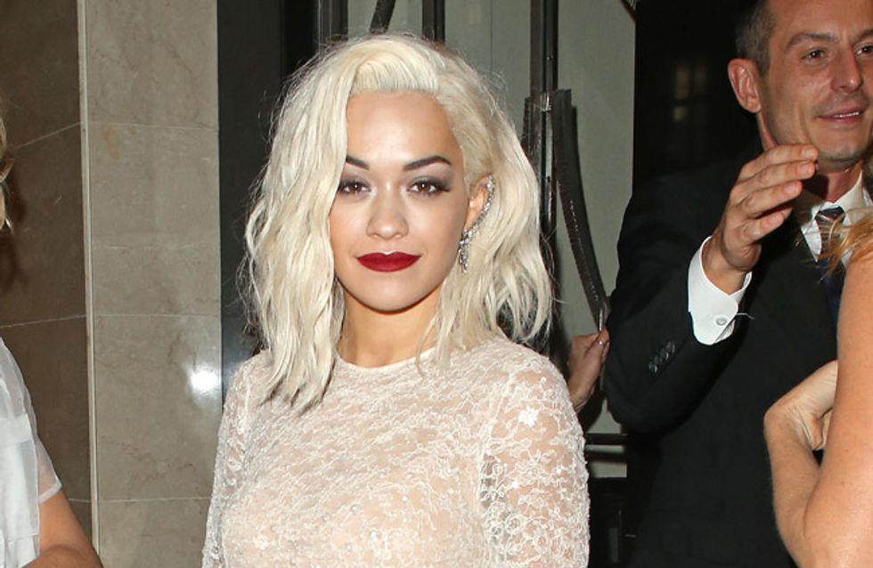 Überraschung! Rita Ora bekommt Rolle in 'Shades of Grey'