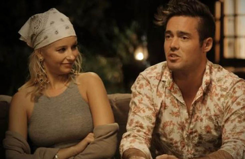 Spencer Matthews and Phoebe-Lettice Thompson are brand new BFFs in Made in Chelsea