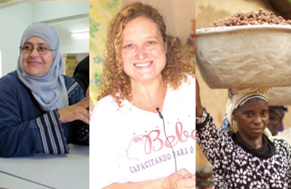 International Microentrepreneurship Awards : Votez parmi les 7 lauréats de cette 6ème édition
